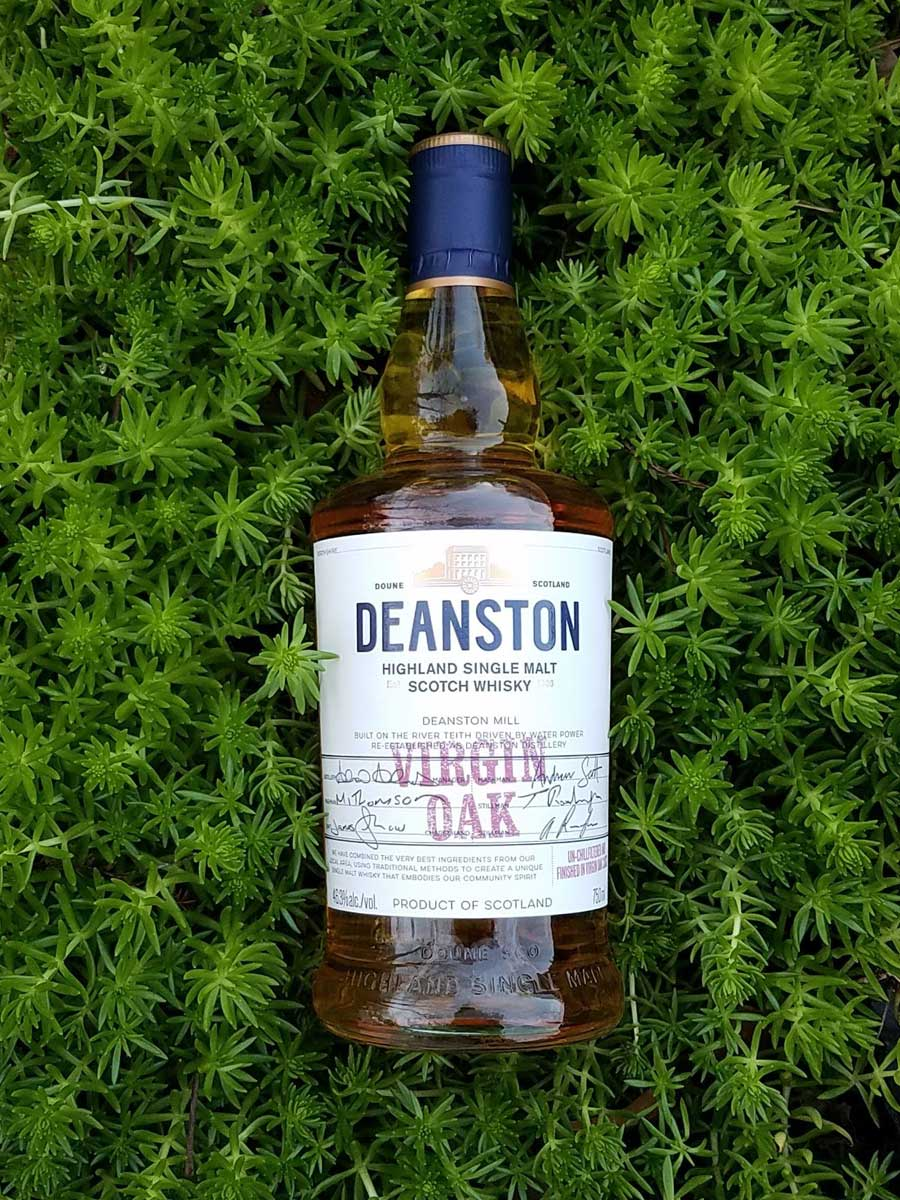 Deanston – Virgin Oak